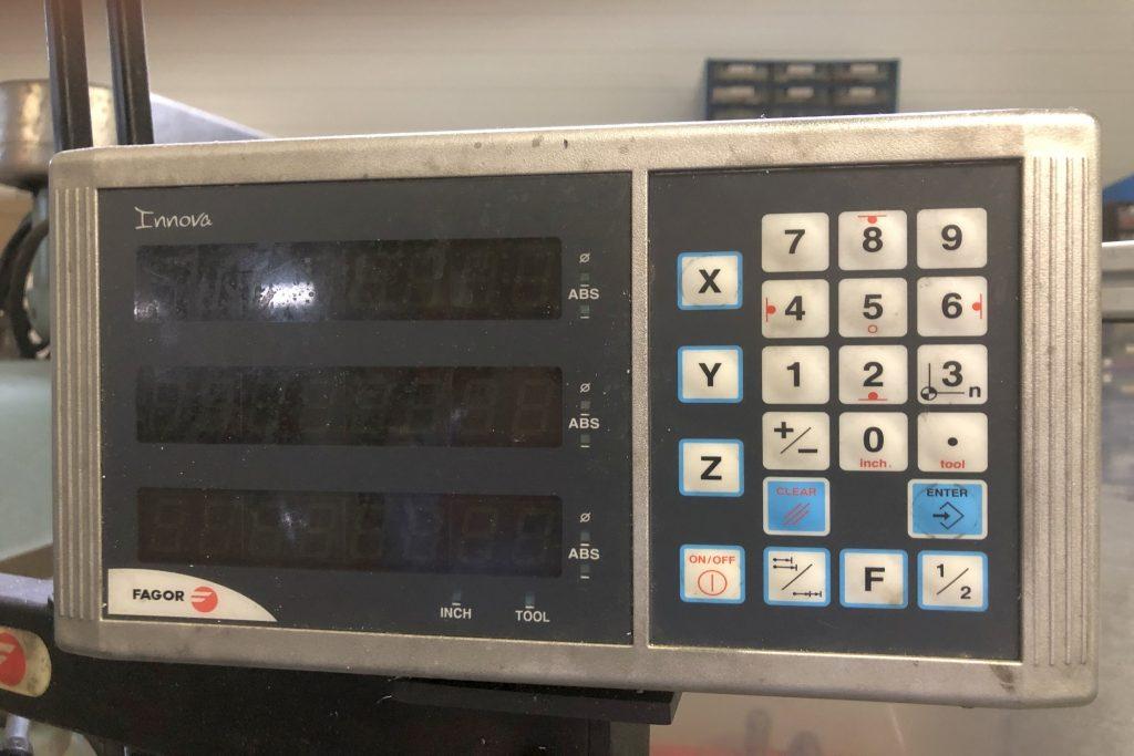 maquinacao CNC Control
