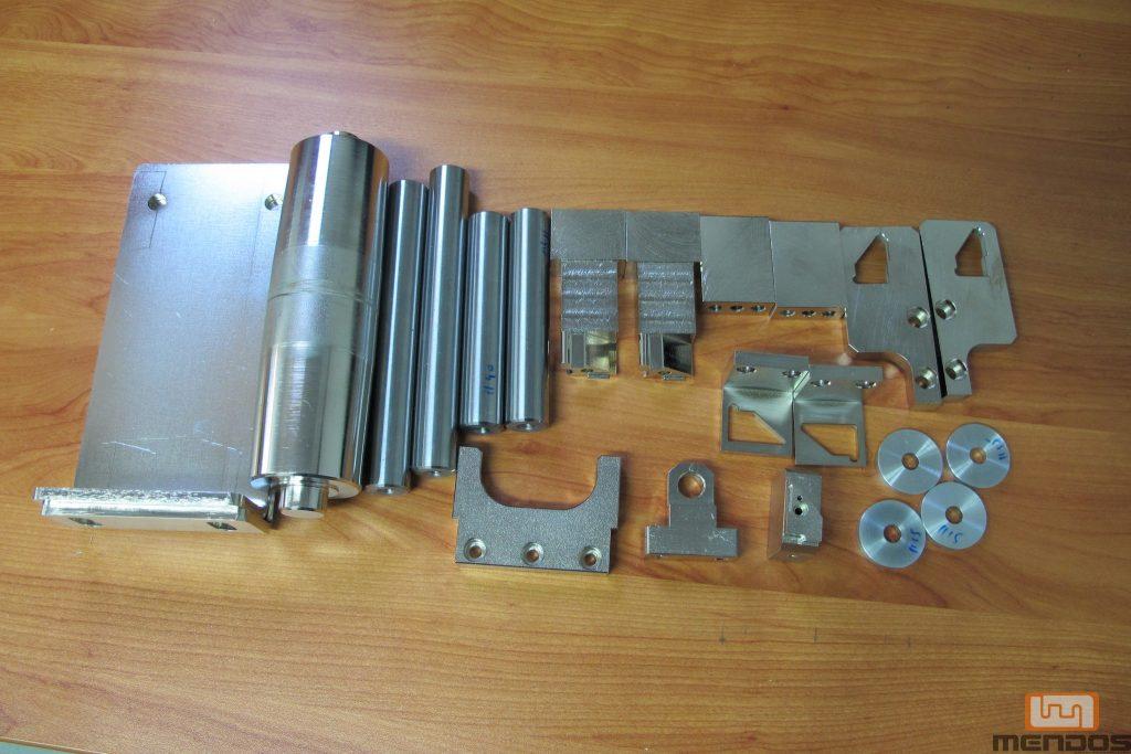 maquinacao CNC Parts