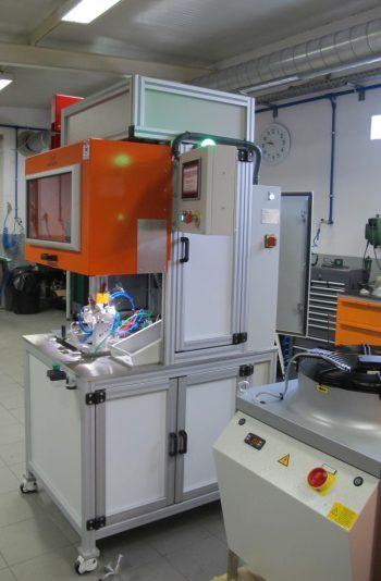 maquinacao fabrication Machine