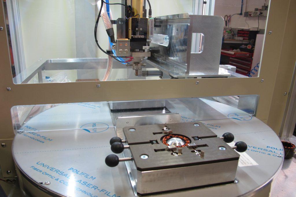 Automação Rotor Assembly