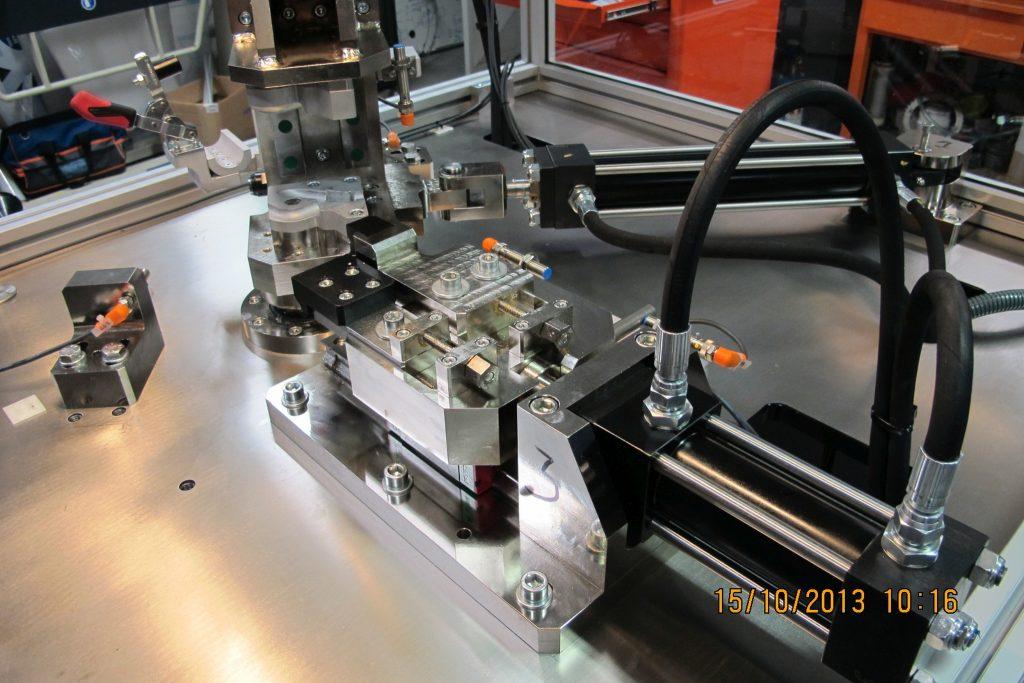 Automação Assembly & Test